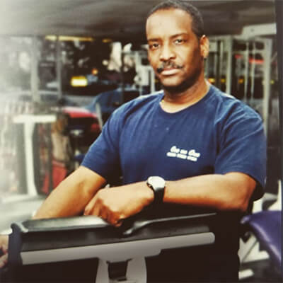 Personal fitness trainer in Spring, TX. Hard body by Tommie